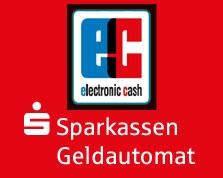 Sparkasse Geldautomat Sack