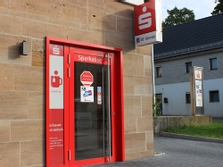 Sparkasse Geldautomat Unterreichenbach