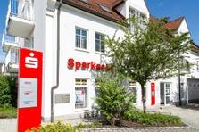 Sparkasse Geldautomat Elsendorf