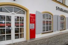 Sparkasse Geldautomat Siegenburg