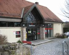 Sparkasse Geldautomat Ebrach