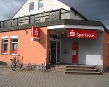 Sparkasse Geldautomat Oberhaid