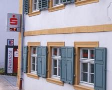 Sparkasse Geldautomat Memmelsdorf