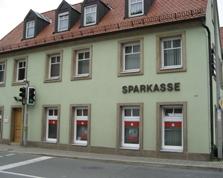 Sparkasse Geldautomat Heiligenstadt