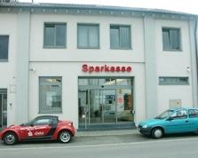 Sparkasse Geldautomat Frensdorf