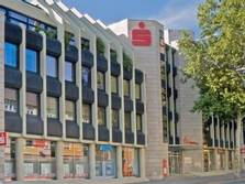 Sparkasse Geldautomat Schweinfurt, Firmenkundenzentrum
