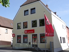 Sparkasse Geldautomat Grettstadt