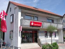 Sparkasse Geldautomat Sennfeld