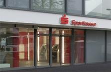 Sparkasse Geldautomat Sendelbach