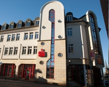 Sparkasse Geldautomat Glauchau