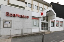 Sparkasse Geldautomat Westerbauer