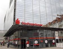 Sparkasse Geldautomat Alter Markt
