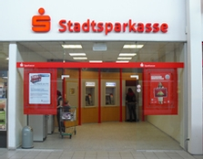 Sparkasse Geldautomat Flora-Park
