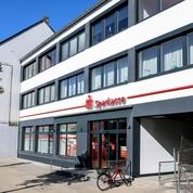 Sparkasse Filiale Stadtwaldplatz