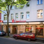 Sparkasse Geldautomat Steele-Horst