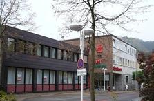 Sparkasse Geldautomat Hauptstelle Werdohl