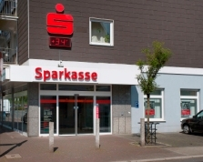 Sparkasse Geldautomat Bräucken