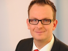 Sparkasse Filiale Dummerstorf / Filialleiter Tim Schmitter