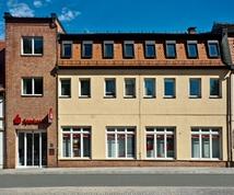 Sparkasse Filiale Hohenmölsen, Herrenstraße