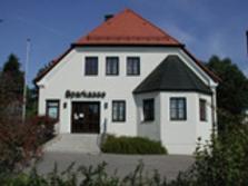 Sparkasse SB-Center Brand