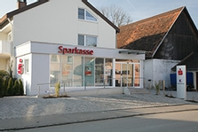 Sparkasse SB-Center Hüttisheim