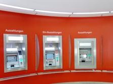 Sparkasse Geldautomat Glinde