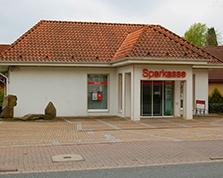 Sparkasse Geldautomat Steinbergen