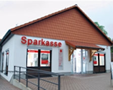 Sparkasse Geldautomat Neukirchen