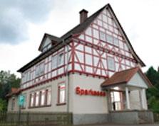 Sparkasse Geldautomat Nentershausen