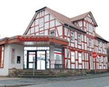 Sparkasse Geldautomat Schenklengsfeld
