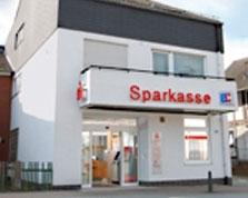 Sparkasse Geldautomat Friedewald