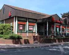 Sparkasse Geldautomat Hanstedt