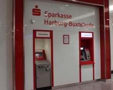 Sparkasse Geldautomat Marktkauf