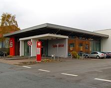 Sparkasse Geldautomat Lauenau