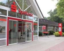 Sparkasse Geldautomat Tostedt