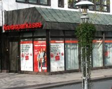 Sparkasse Geldautomat Kornwestheim (Wette-Center)