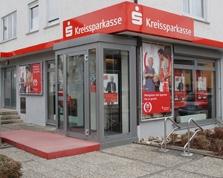 Sparkasse Geldautomat Ludwigsburg (Osterholzallee)