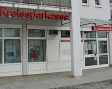 Sparkasse Geldautomat Murr an der Murr Dorfplatz