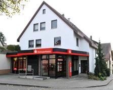 Sparkasse Geldautomat Ludwigsburg (Neckarweihingen)