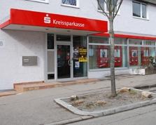 Sparkasse Geldautomat Ludwigsburg Pflugfelden (gemeinsam mit unserem Partner VR-Bank Asperg-Markgröningen)