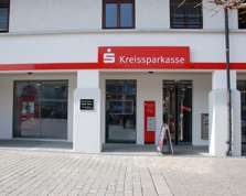 Sparkasse Geldautomat Schwieberdingen Vaihinger Straße