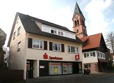 Sparkasse Geldautomat Simmersfeld