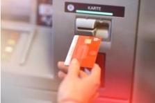 Sparkasse Geldautomat Hirschau