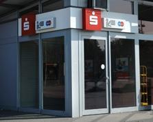 Sparkasse Geldautomat Vaihingen an der Enz
