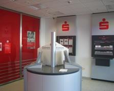 Sparkasse Geldautomat Erding Aufhausen (SemptPark)
