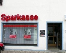 Sparkasse Geldautomat Dittenheim