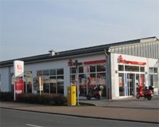 Sparkasse Geldautomat Limburg-Blumenrod