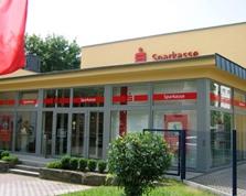 Sparkasse Geldautomat Arnstadt, West