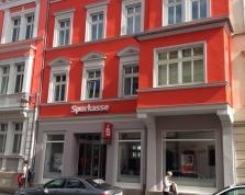 Sparkasse Geldautomat Meiningen - Wettiner Straße