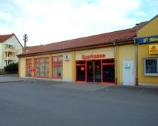 Sparkasse Geldautomat Schmalkalden - An der Hochschule